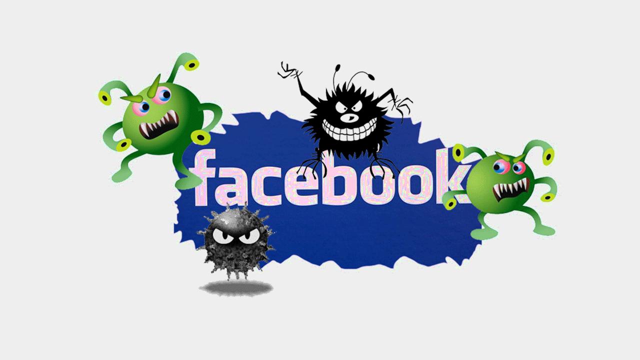 Вчешском фейсбук распространяется опасный вирус