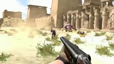 "Serious Sam 3: BFE ""Serious Chaos Trailer"""