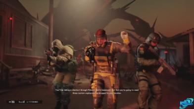 Rainbow 6 Siege Operation Chimera OUTBREAK - Все катсцены