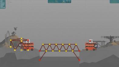 Poly Bridge. Обзор игры и рецензия - Лёша играет