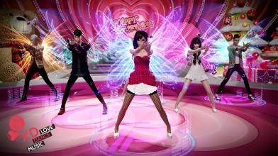 Началось ЗБТ новой танцевальной игры XD: Love Dance Music
