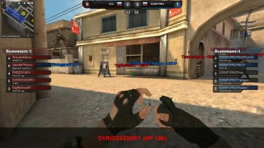"Point Blank ""GGWP.PRO vs D.D., February Cup 12, 2 map @pb"""