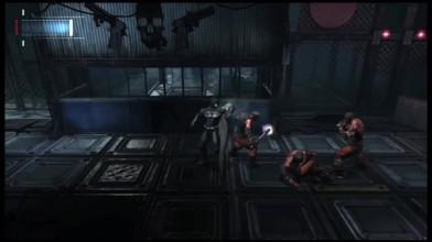 "Batman: Arkham Origins Blackgate ""Боевая механика в игре"""