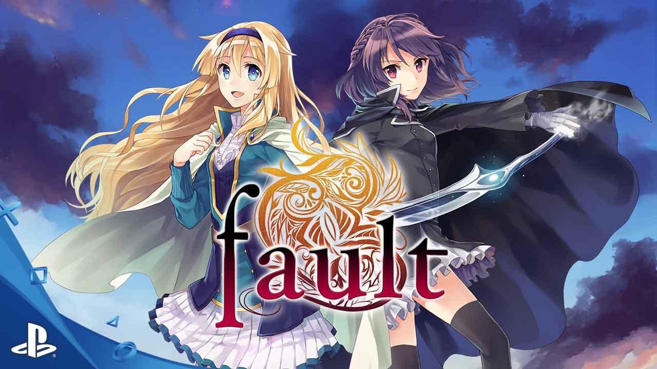 Релизный трейлер визуальной новеллы Fault: Milestone One для PS4