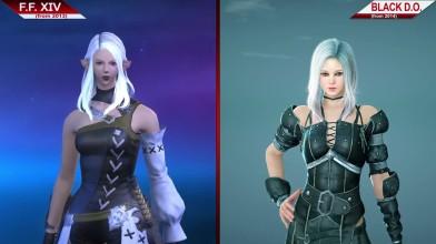 Сравнение | Final Fantasy XIV: A Realm Reborn vs. Black Desert Online | ультра | у GTX 970 + тест
