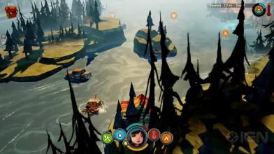 "Flame in the Flood ""Первые 10 минут игры от портала IGN"""