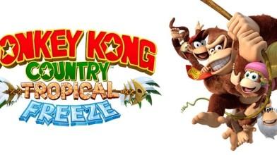 Donkey Kong Country: Tropical Freeze получил большой обзорный трейлер за неделю до выхода на Switch