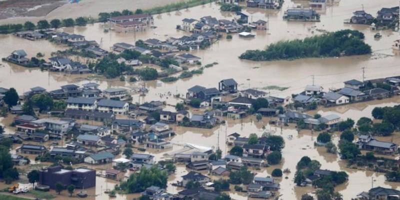 Square Enix пожертвовала 5 миллионов иен, чтобы помочь японским гражданам, пострадавшим от проливных дождей