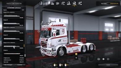 Euro Truck Simulator 2 - Обзор RJL Scania R & Streamline V2.2.4 Для 1.35