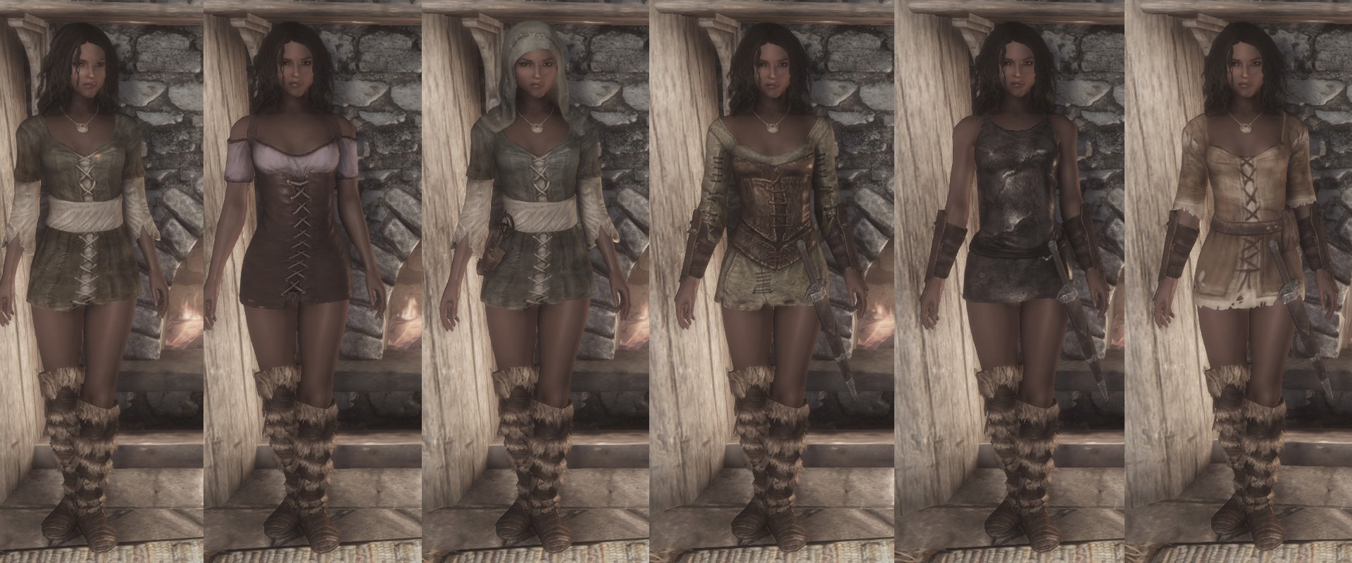 Skyrim Hdt Clothing Replacer - newhairstylesformen2014.com