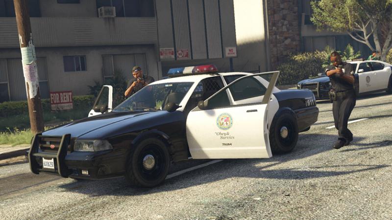 Сотрудник МВД о полиции в играх, кино и жизни