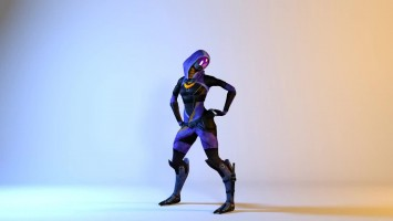 Mass Effect dance 1.2