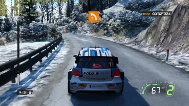 Тест WRC 6 FIA World Rally на слабом ПК (4 ядра, 4 ОЗУ, GeForce GTX 550 Ti 1 Гб)