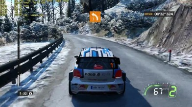 Тест WRC 6 FIA World Rally на слабом ПК (4 ядра, 4 ОЗУ, GeForce GTX 550 Ti 1 Гб)