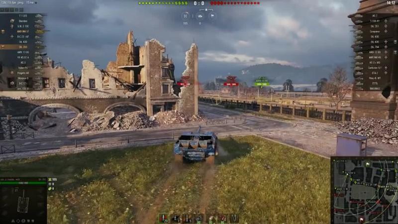 World of Tanks - В боль? Выпуск #65
