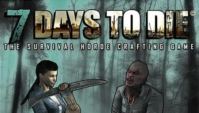 7 Days To Die Русификатор 9.3 B4