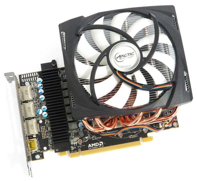 Видеокарта AMD RadeonRX 480 имеет очень симпатичную цену