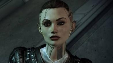 Mass Effect - Джек: История персонажа