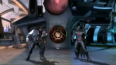 "Injustice: Gods Among Us ""Трейлер Lobo"""
