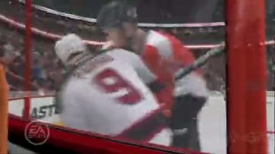 "NHL 12 ""Break the Glass Trailer"""