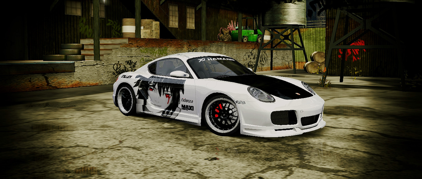 Моды для need for speed most wanted black edition