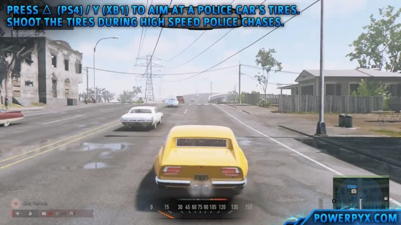 Mafia 3 - Получение трофея Wrecker Trophy (Executed 10 Vehicle Takedowns)