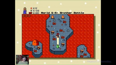 "Super Mario Bros. X - The Invasion 2 - mod ""Afternoon and night"" - ФИНАЛ - Неразумное мракобесие"