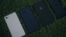 Тест автономности: Samsung Galaxy Note 9 vs iPhone Xs Max vs Google Pixel 3 XL vs Sony Xperia XZ3