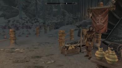 Skyrim Бесконечное золото - деньги в начале игры