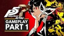 Первые 30 минут Persona 5 Royal
