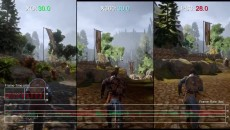 "Dragon Age Inquisition ""Тест частоты кадров Xbox One vs Xbox 360 PS3 Frame-Rate"""