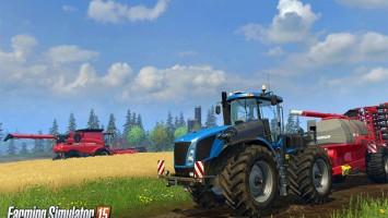 Трейлер консольной версии Farming Simulator 15