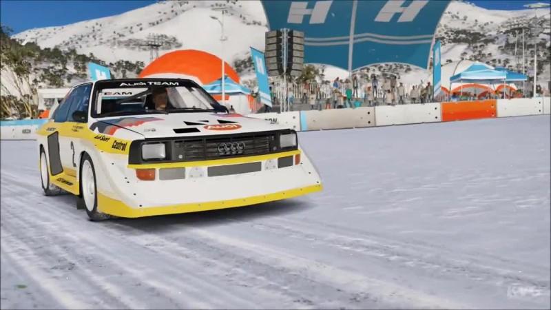 Forza Horizon 3: компания Blizzard Mountain Геймплей (HD) [1080p60FPS] ЧАСТЬ 2