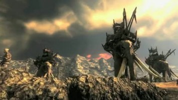 "Lord of the Rings: Conquest ""Debut Trailer"""