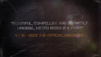 "METRO REDUX ""Релизный трейлер"""