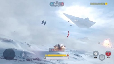 Self-Lock - Star Wars Battlefront (Fail) - GameFails