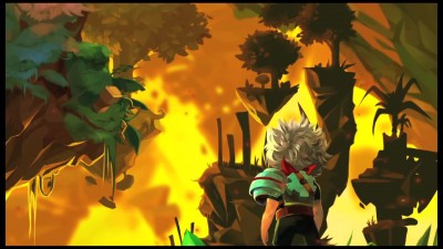 "Bastion ""PlayStation Experience: анонс трейлер для PS4, PS Vita"""