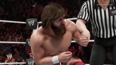 7-минутный ролик WWE 2K19 из режима 2K Showcase
