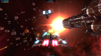 Galaxy on Fire 2 Full HD теперь и для Windows PC! (Анонс + розыгрыш ключей)