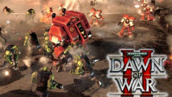 Warhammer 40000: Dawn of War 2 теперь без Windows Live