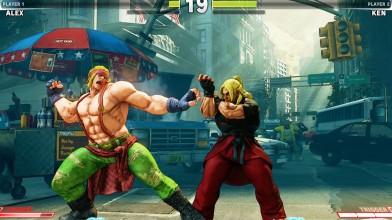 Двигатель торговли: в Street Fighter V появилась реклама
