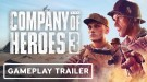 Первый геймплейный трейлер Company of Heroes 3