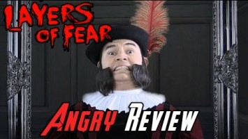 AngryJoe Layers of Fear - 6/10