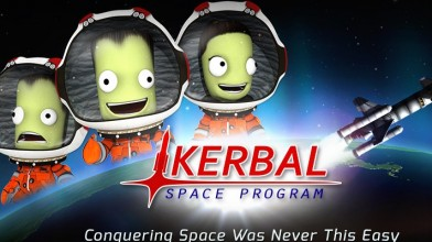 Kerbal Space Program доберётся до Wii U зимой