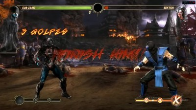 Mortal Kombat ALL SUBZERO MK Costume Skin PC Mod-MK9 Komplete Edition MKKE HD