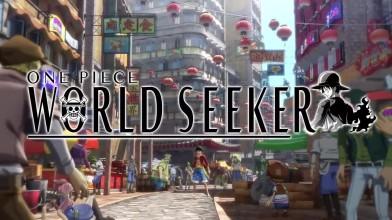 One Piece: World Seeker - Вступительный ролик
