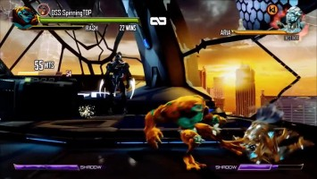 Killer Instinct Season 3 Rash Double Ultra On All stages