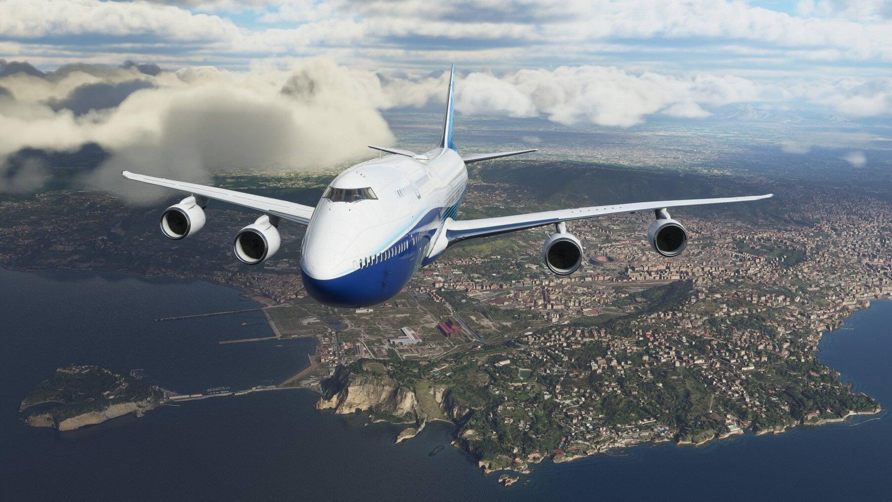 От винта! Финальная 'альфа' Microsoft Flight Simulator стартует на следующей неделе