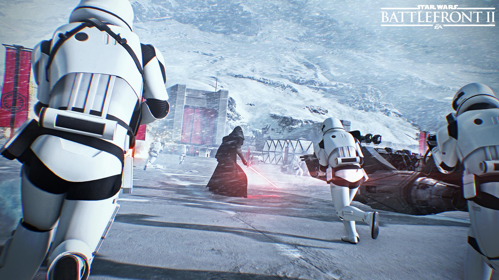 Star Wars Battlefront 2— Сильнейшие карты иоружие убрали излутбоксов