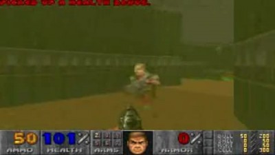"Doom ""Speedrun. Individual-level run, Ultra Violence skill"""